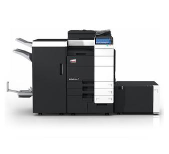 Konica minolta 454 SRA3 printimine